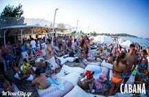Cabana Beach Bar, Paliouri