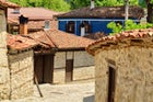 The picturesque town of Koprivshtitsa, Bulgaria