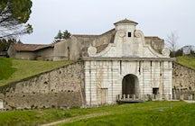 The gates of Palmanova