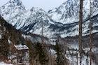 Bilíková chata, High Tatras