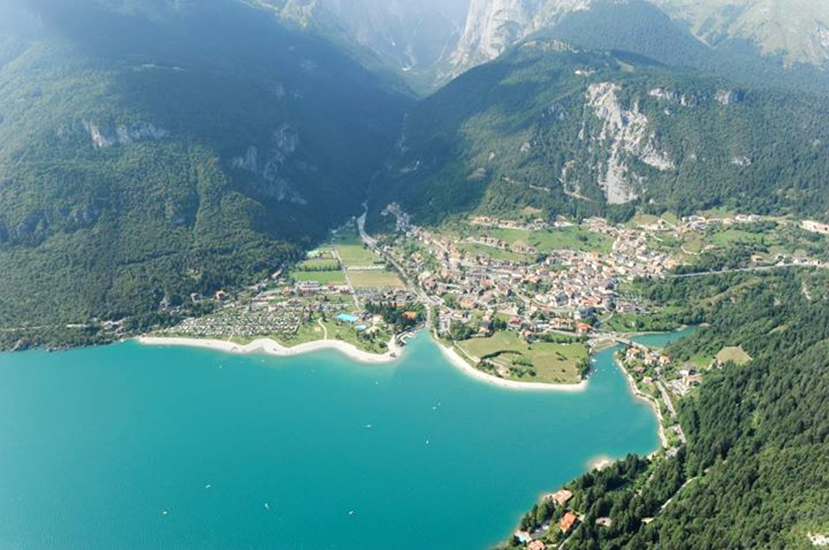 Besuchen Camping Spiaggia Lago Di Molveno