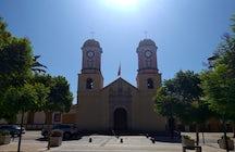 Parich Church of Andacollo