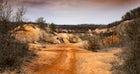 The Geological Park of Bauxite Mining, Gánt