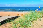 Karklė Beach