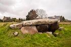 The megaliths sites around Trégastel
