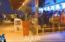 Dance and enjoy the view at Aqua Dance Club