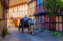 Aarhus - The Old Town
