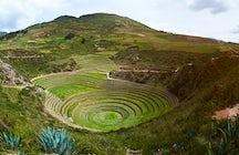 Moray Archeological Site, Cusco