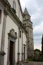 St. Vitus Church, Gračišće