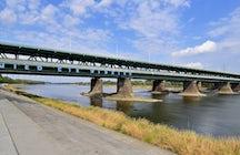 Gdański Bridge, Warsaw