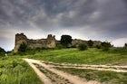 Medieval fortress in Mezek