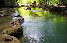 Kogawuna Waterfall, Buton, Southeast Sulawesi