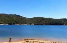 Praia Fluvial de Montes