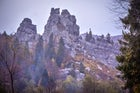Tustan Fortress, Lviv Region