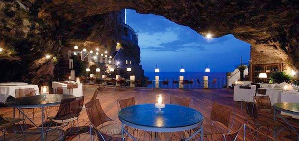 Visit ristorante hotel grotta palazzese - Dive blu bari ...