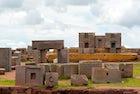 Archaeological site Puma Punku