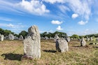 The megalitic sites around Carnac