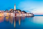 Fishing port of Rovinj