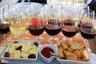 Taste Santorini wines