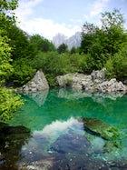 Xhema's lake