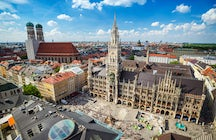 New Town Hall - Neues Rathaus