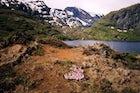 Stuvdalsvatnet Sørvågen Norway