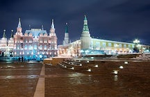 Manege square Moscow