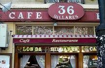 Café Los 36 Billares