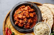 Aslam's Chicken, Chandni Chowk, India
