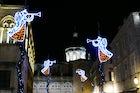 Winter festival in Dubrovnik