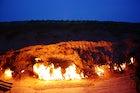 """Yanar Dagh, the """"burning mountain"""""""
