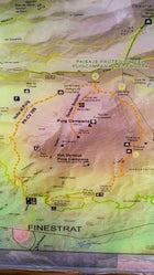 Information and parking area - Font de Moli, Finestrat