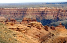 Charyn Canyon National Park