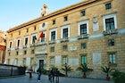 Palazzo Pretorio, Palermo, Italy