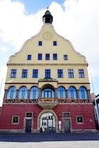 The Schwörhaus of Ulm
