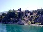 The president house, Vila Bijana in Ohrid