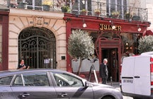 The Bouillon Julien, Paris