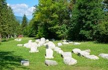 Stećci Medieval Tombstones Graveyards