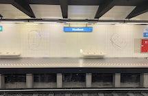 Maelbeek metro station, Brussels