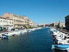 Canal Royal in Sète