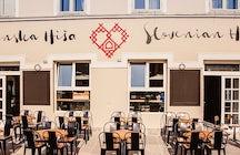 Slovenska hiša, Ljubljana, Slovenia