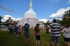 Peace Stupa Zalaszántó