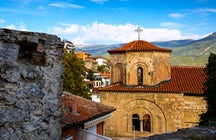 Visit St.Sofija in Ohrid