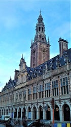University Library Leuven