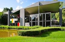 Heidi Weber Museum - Pavillon Le Corbusier