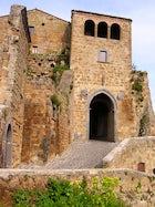 Porta Santa Maria - Civita di Bagnoregio