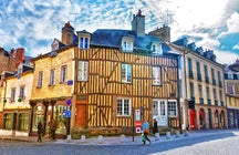 Historical Center of Rennes