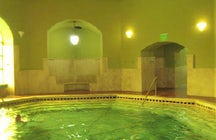 The Turkish thermal baths