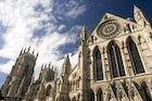 York Minster, one of the largest Cathedrals in Northern Europe