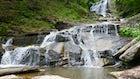 Kozice Waterfalls